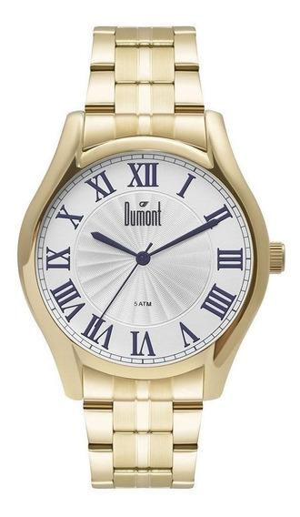 Relógio Dumont Berlim Du2035lwg/4d