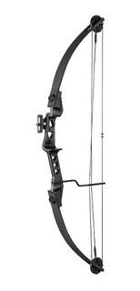 Arco E Flecha Composto Vixion Sniper 29 Libras Black Cb30 Bk