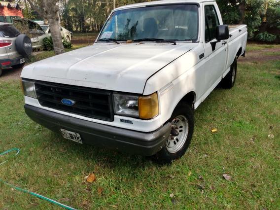 Ford F100 Mwm Clark De 5ta. No Molestar De Agencias,