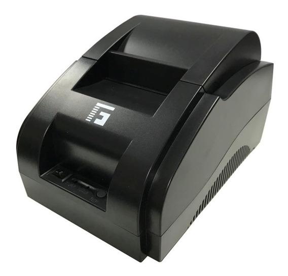 Impressora Térmica Usb Cupom Não Fiscal Pedido Ifood 58mm