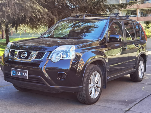 Nissan X-trail S 2.5 At 2012