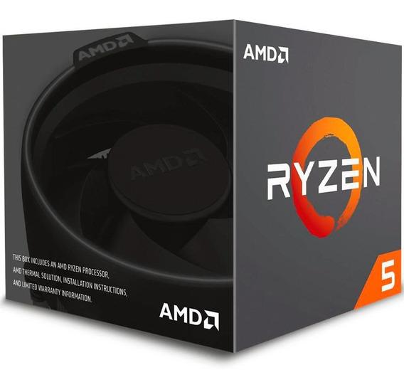 Processador Amd Ryzen 5 1600 - 3.6ghz Turbo Cooler W Stealth