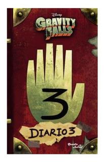 Gravity Falls - Diario 3 - Libro Nuevo