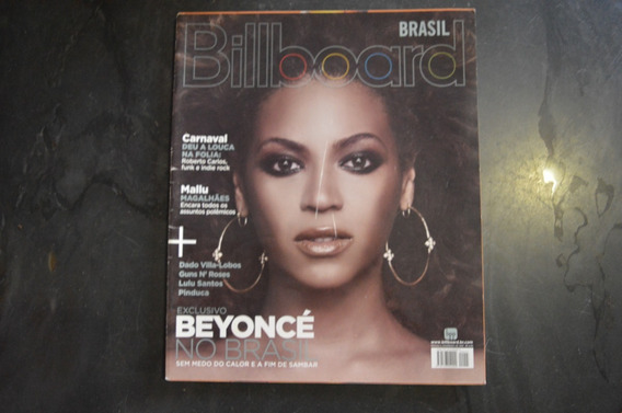 Billboard 5 Beyoncé Revista