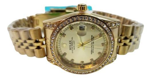 Rolex Date Just 32mm.