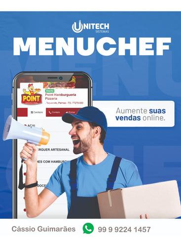 Sistema De Delivery E Cardápio Digital Por R$ 133,00/mês
