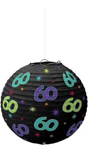 Imagen 1 de 1 de La Fiesta Continuo 60th Fiesta De Cumpleaños Hanging Ronda