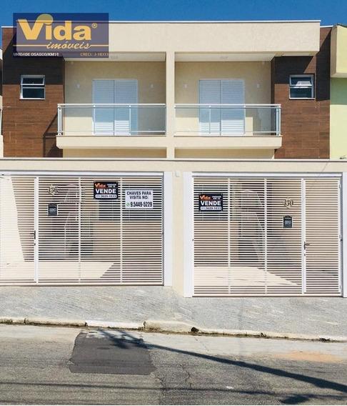 Casa Sobrado A Venda Em Jardim Das Flores - Osasco - 42259