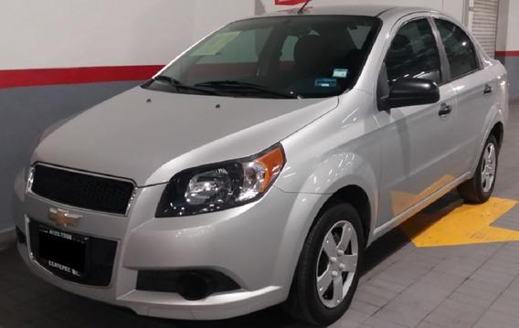 Chevrolet Aveo 4p Lt Tm5 A/ac. Ve Cd Bluetooth R-15