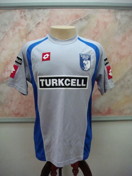Camisa Futebol Ankaraspor Ankara Turquia Lotto Jogo 2684