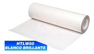 Vinilo Autoadhesivo Blanco Sublimable Sticker Htlw50 Moritzu