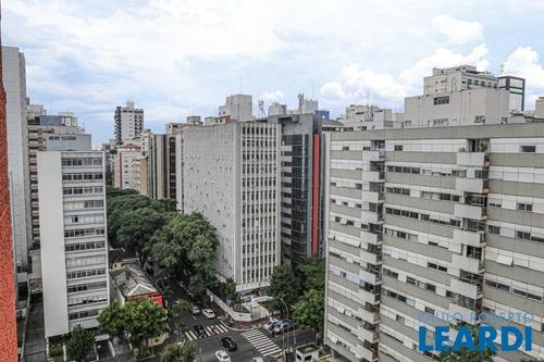 Imagem 1 de 15 de Apartamento - Higienópolis  - Sp - 597452