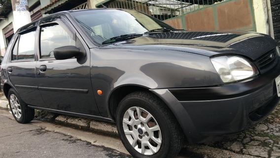 Ford/ Fiesta Hatch 1.0 8v Zetec Rocan 02/02 Completo