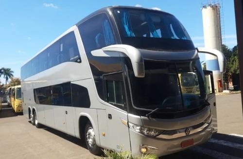 2011 Mb Ônibus  Marcopolo Paradiso Dd G7 Leito