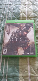 Ryse Son Of Rome Juego Xbox One