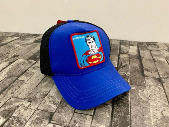 Gorra Super Man Goorin Bros Envio Gratis