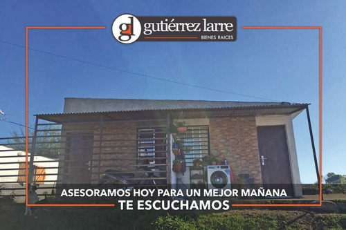 Imagen 1 de 6 de 2 Casas En Un Mismo Padrón, Generando Renta