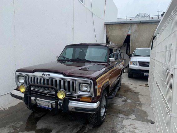 Jeep Wagoner 1983 Doble Traccion