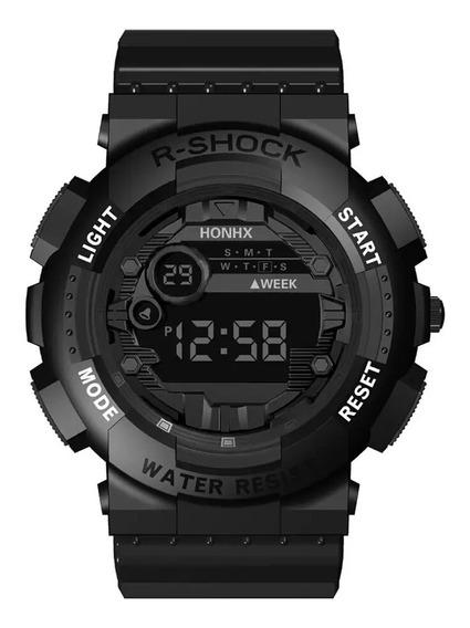 Relógio Masculino Digital Militar Original Promoção