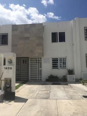 (crm-5268-289) Apartada! Casa En Renta En Fracc. Privado Tres Cantos, León, Gto