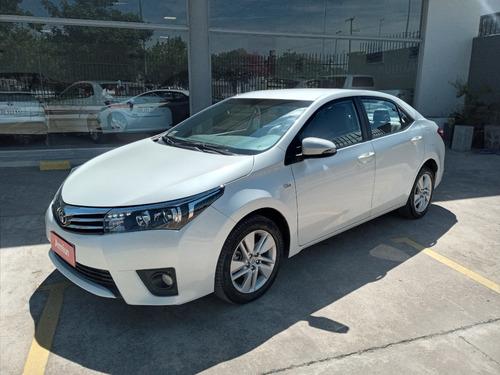 Toyota Corolla Xei Pack 1.8 Cvt 2016