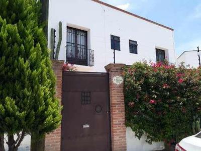 Casa Sola En Venta Provincia Juriquilla