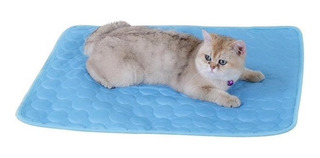 Manta Refrescante Refrigerante Perros Gatos 60 X 52 Cm