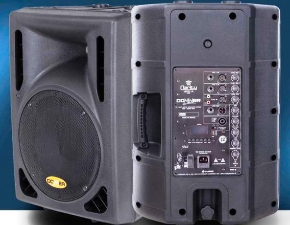 Caixa Acústica Ativa Cl 200a Bt Com Usb E Bluetooh