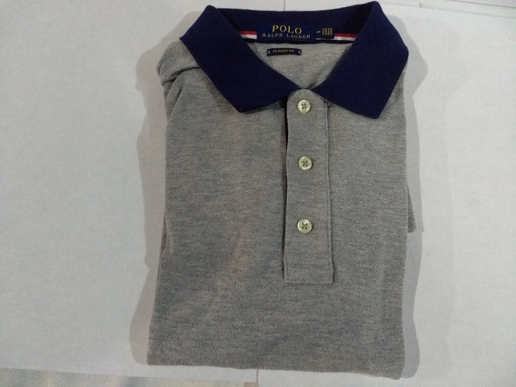 Polo Ralph Lauren Playera Talla M Classic Fit