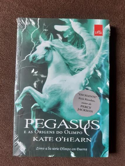 Pegasus E As Origens Do Olimpo - Vol 4