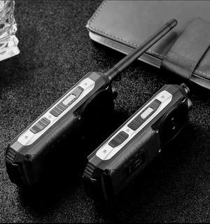 Radio Land Rover Con Doble Tarjeta Sim Uso Rudo