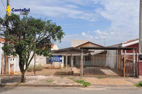 Casa Em Campo Limpo, Americana/sp De 59m² 3 Quartos À Venda Por R$ 286.000,00 - Ca992292