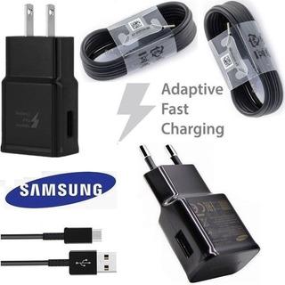 Carregador Original Samsung Fast Charge S10 S8 S9 Plus Note9