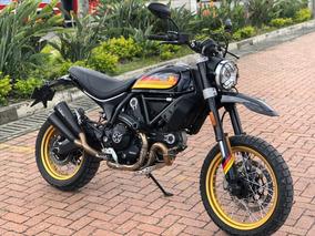 Ducati Scrambler Desert Sled Mod 2018
