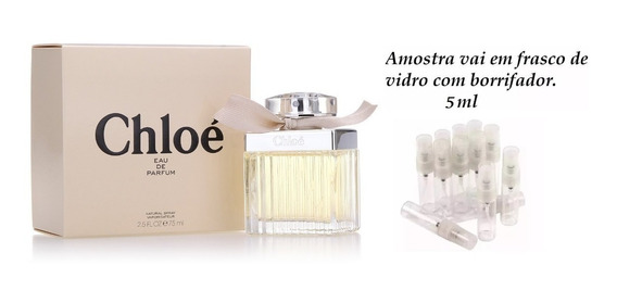Perfume Chloé Edp Amostra Decant 5ml