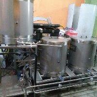 Planta De Cerveza Artesanal Acero Inoxidable