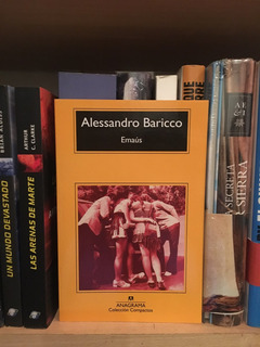 Emaus Alessandro Baricco