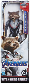 Boneco Avengers 16cm Filme Far For Home Rocket - Hasbro