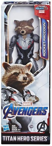 Boneco Avengers 16cm Filme Far For Home Rocket - Hasbro
