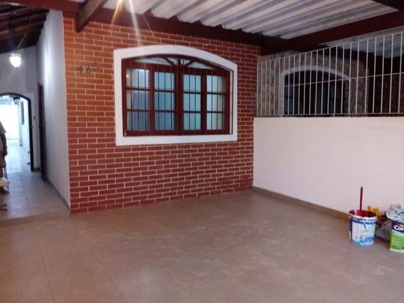Casa Com 1dorm 2vagas Cobertas Vcaiçara Praia Grande