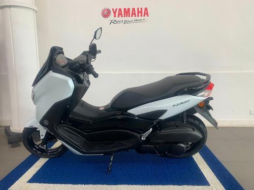 Imagem 1 de 4 de Yamaha Nmax 160 Abs Branca 2021