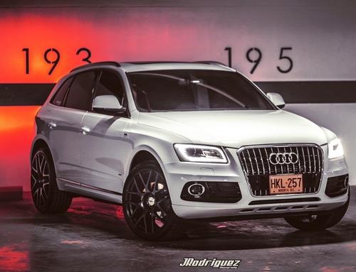 Audi Q5 2.0 Tfsi Luxury Muchos Extras!