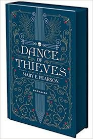 Dance Of Thieves: Dinastia De Ladrões Mary E. Pearson