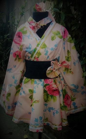 Yukata Kimono // Kawaii // Loli // Anime // Cosplay