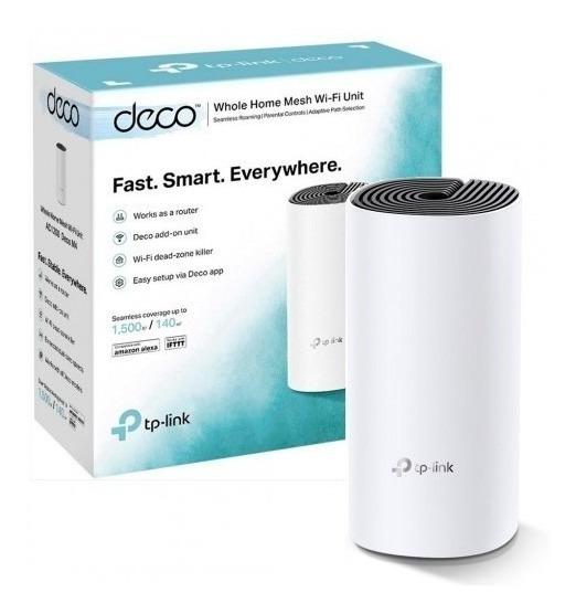 Access Point, Router, Sistema Wi-fi Mesh Tp-link Deco M4 1u