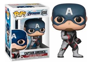 Funko Pop Capitan America 450 Avengers Endgame Mf