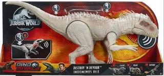 Indominux Rex Gigante Jurassic World 2 Destroy And Devour