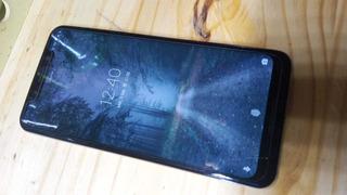 Celular Motorola One. Un Año De Uso. Impecable Sin Fallas
