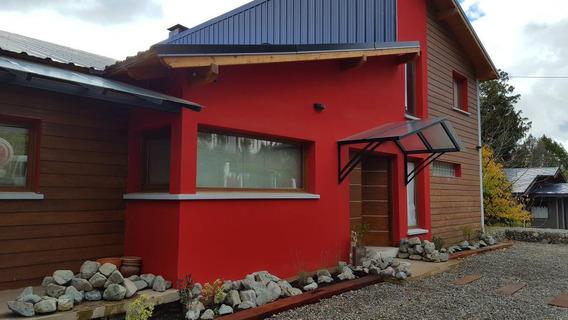 Casa Con Vista Al Lago Nahuel Huapi