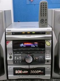 Sony Grx9000 Central Sem As Caixas